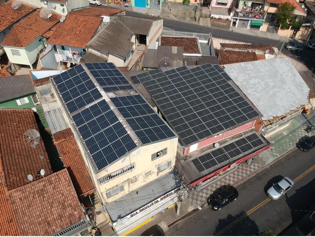 Serviços Prestados Techinove Energia Solar