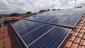 Orçamento de Instalação e Manutenção de Painéis Solares